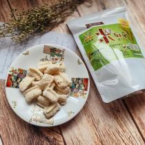 小琉球獨家首創~低溫烘焙米麻花-無調味純糙米(全素)