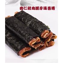 杏仁豬肉脆片海苔捲 50公克/包